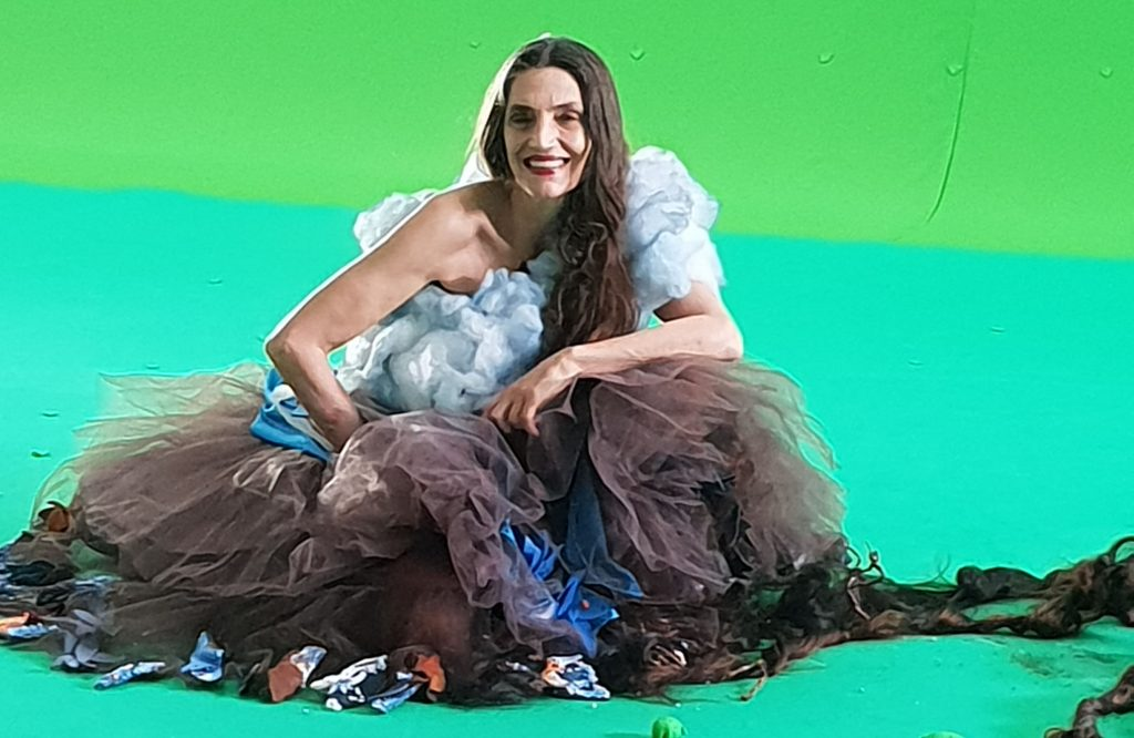 Angela Molina sul set1 2