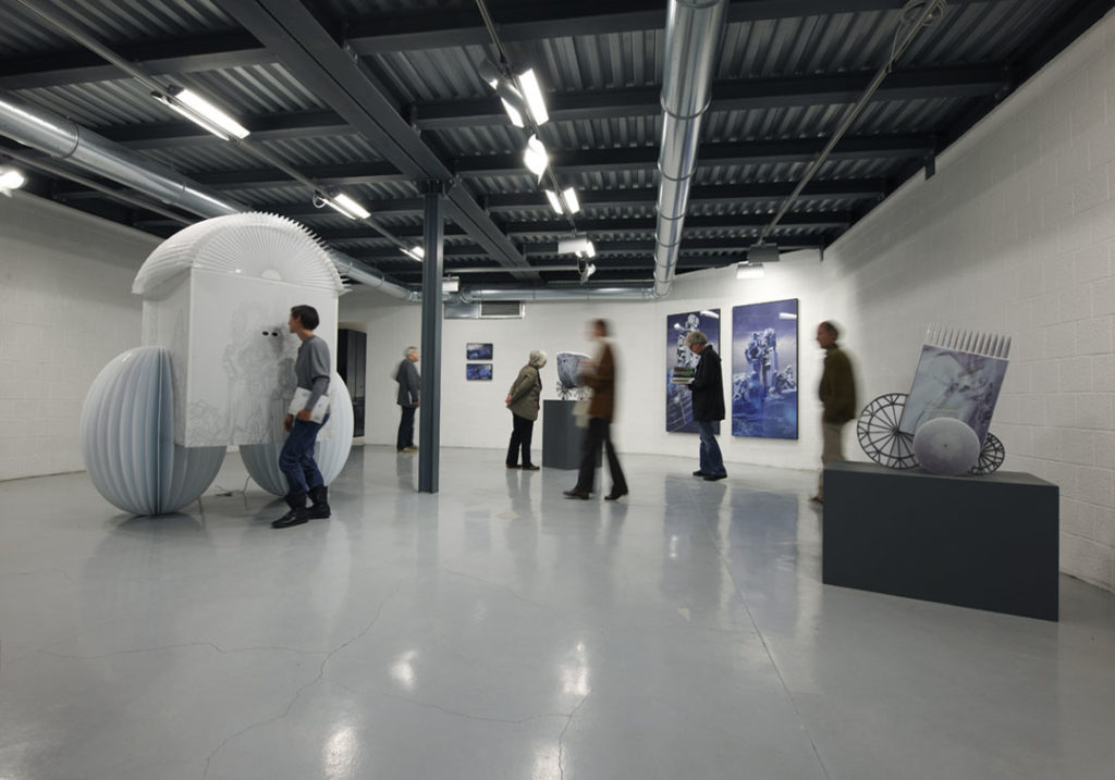 Mobilis in mobili, 2011, exhibition view, Gagliardi Art System, Turin, 2012
