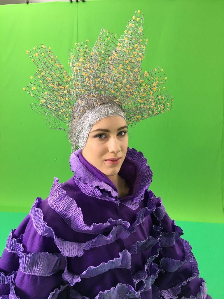 Alice Tagliaferri danzatrice di Kataklò
