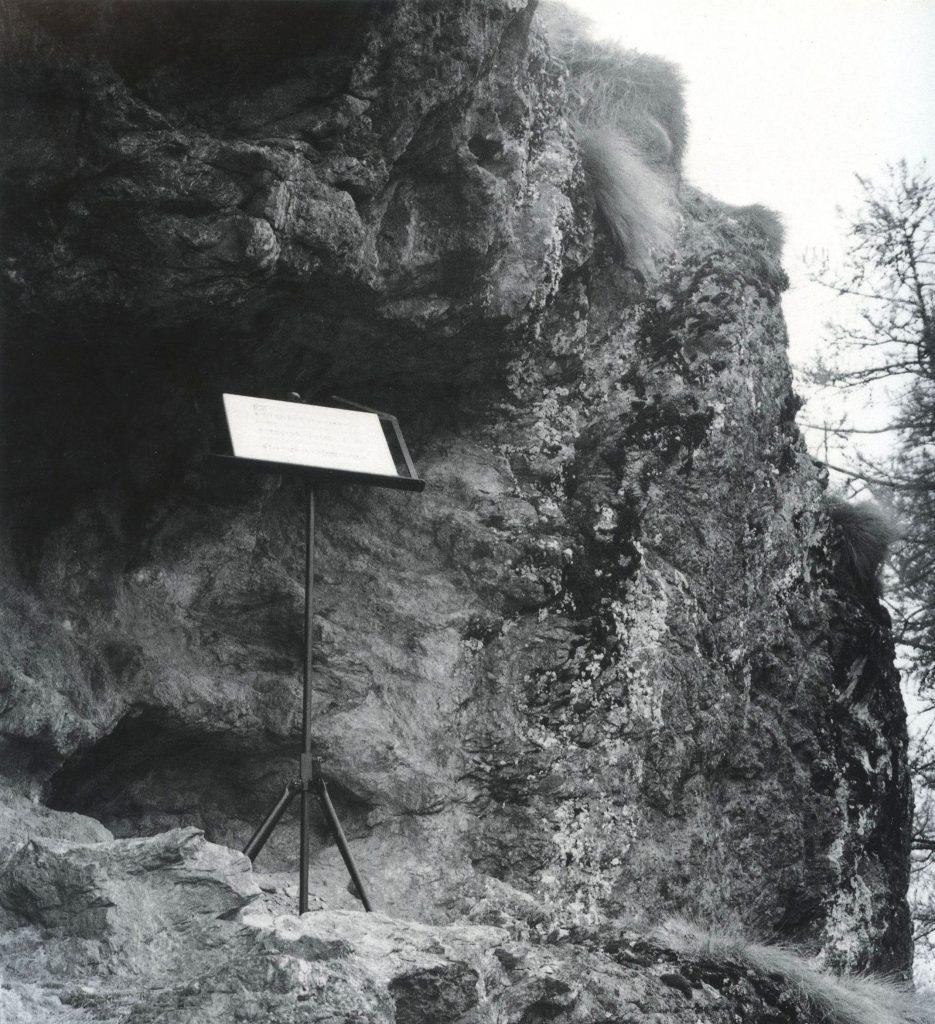 Il Silenzio delle Fate,1990 Fata di Grand Brissogne, Brissogne (foto Cesare Ballardini)