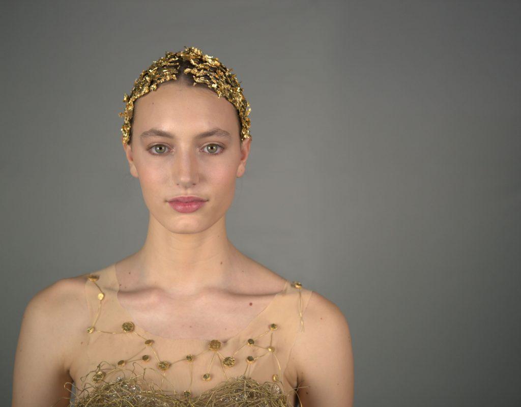 Aurora Talarico modella di Valentino