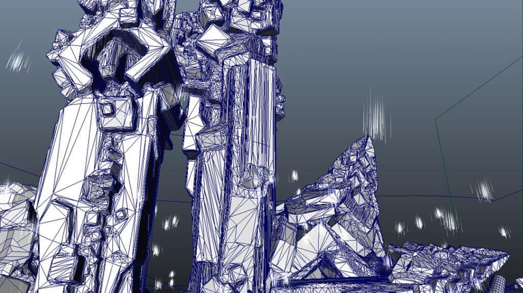 Senza titolo III (Waterproof), 2012, digital print on cotton paper, 28 x 50 cm