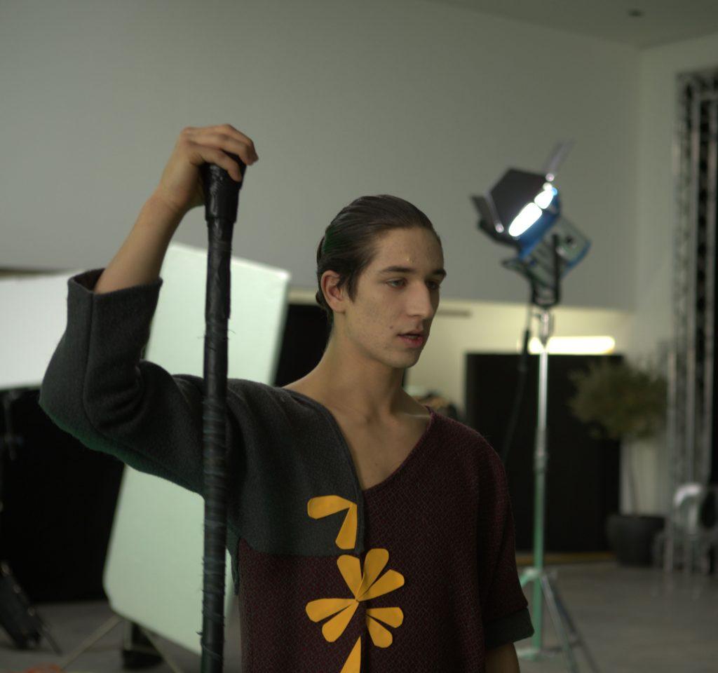 Costume Daniel