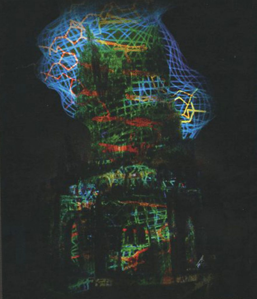 Omnia, 2000, lambda print, 108 x 140 cm