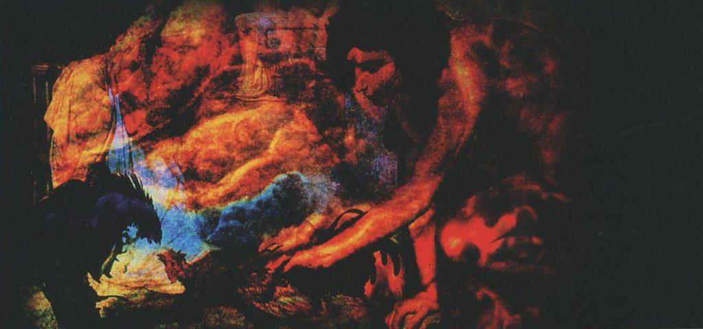 Esplorazioni in e out, 2000, lambda print, 54 x 70 cm