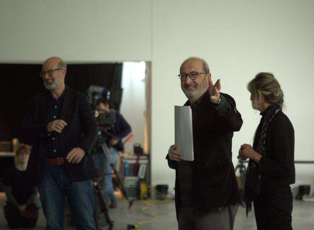 Domenico Lucchini Direttore artistico CISA