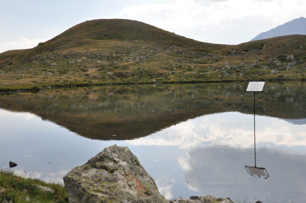 Fata nascente dei Laghi di Thoules, 1990-2015 Laghi di Thoules, Conca di By, Ollomont (foto Franco Chevrère)