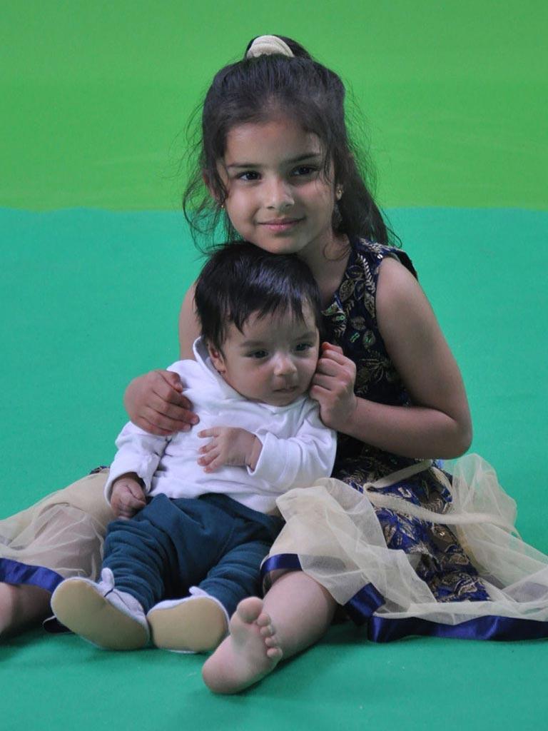 Ashneet Kaur e Gurtej Singh