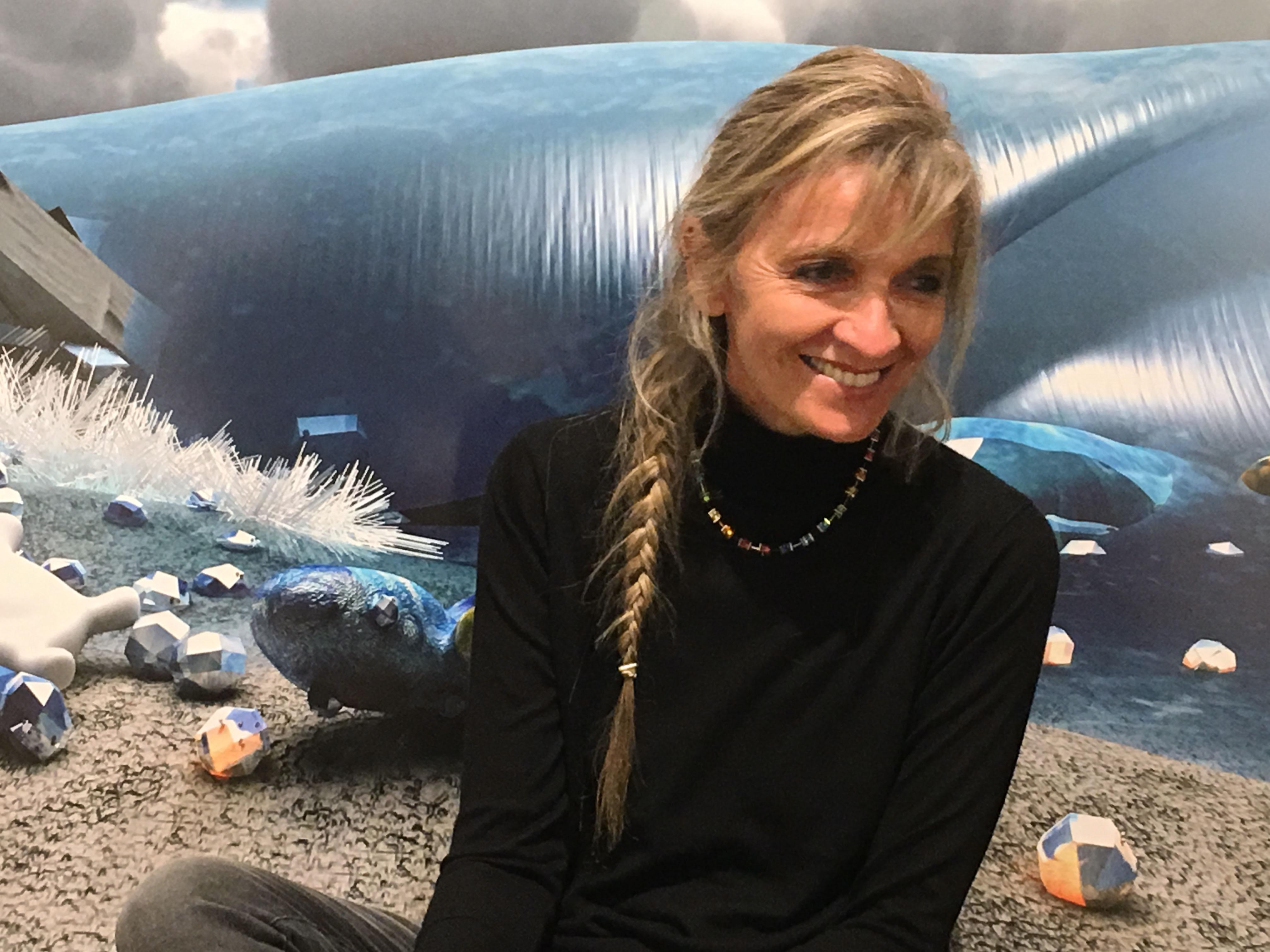 Giuliana Cunèaz New Media Artist