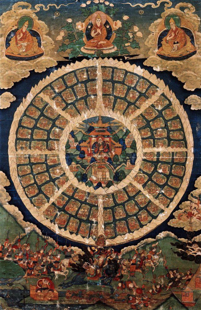 Mandala di Shambhala